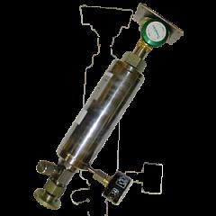 течь контрольная исполнение заправленная  924 63 316 00 000 течь контрольная исполнение 2 заправленная гелием с перекрываемым клапаном